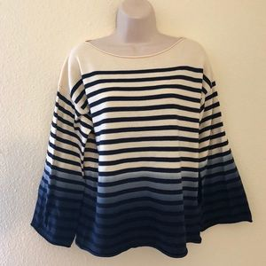 NWT j.crew top sweater size S